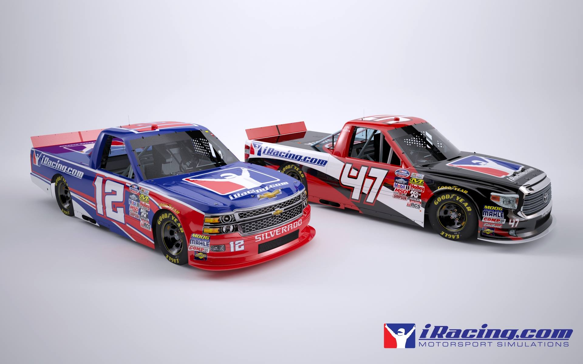 Monza and updated NASCAR trucks now available in iRacing
