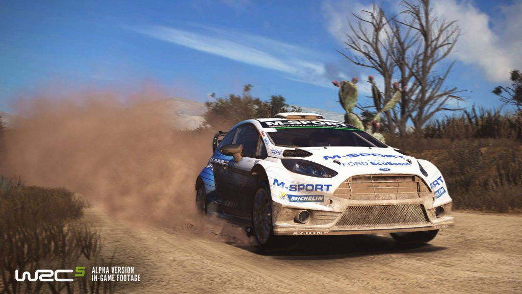 22e2ce474a9 First WRC 5 screenshots surface - Team VVV