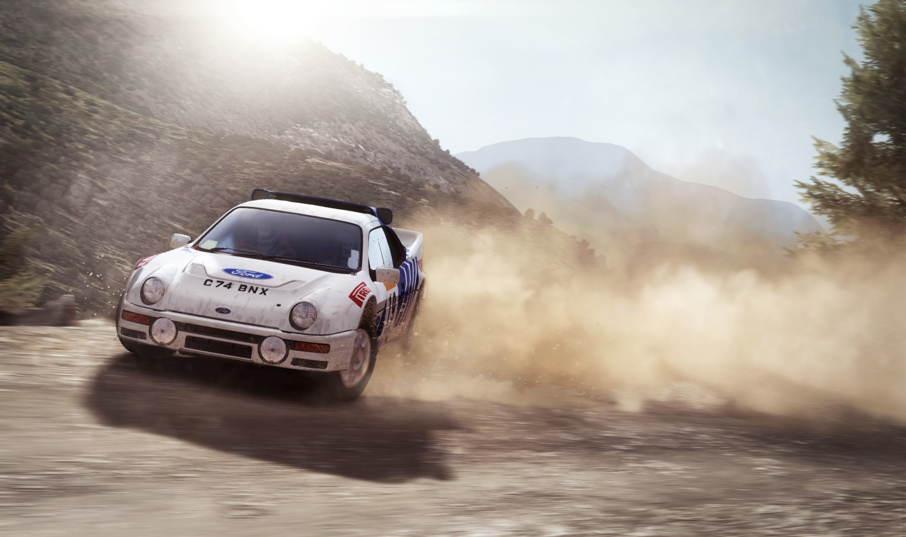 DiRT Rally Greece first look gameplay: where is the sense of speed?