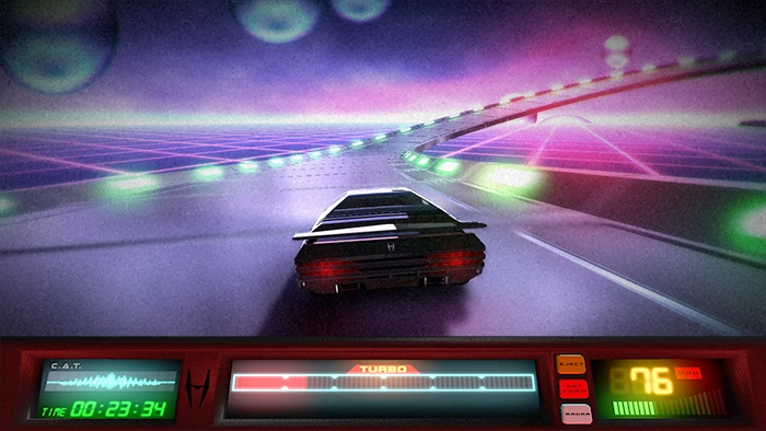 Power Drive 2000 pre-alpha gameplay
