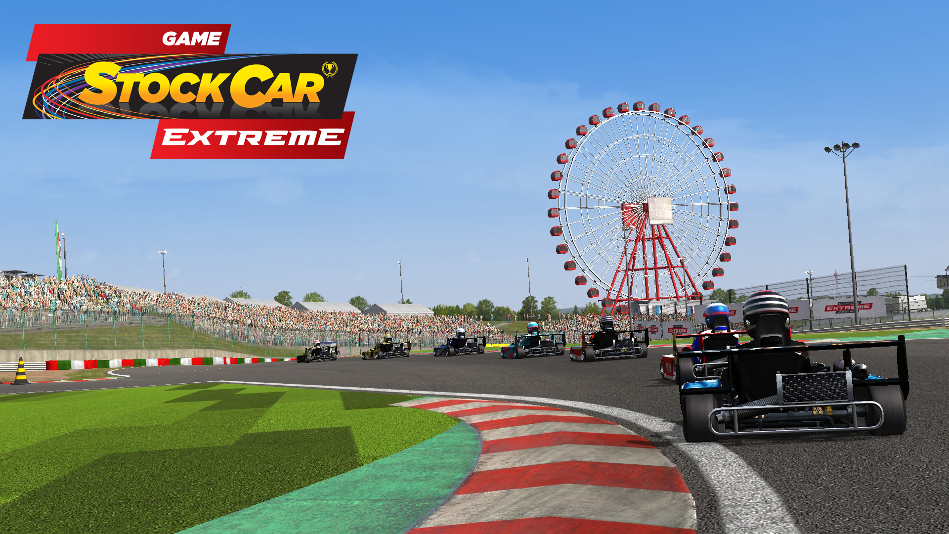 Stock Car Extreme - Superkarts and Suzuka