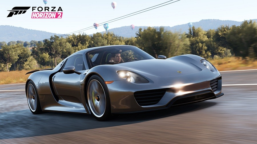 forza horizon 2 porsche expansion team vvv. Black Bedroom Furniture Sets. Home Design Ideas