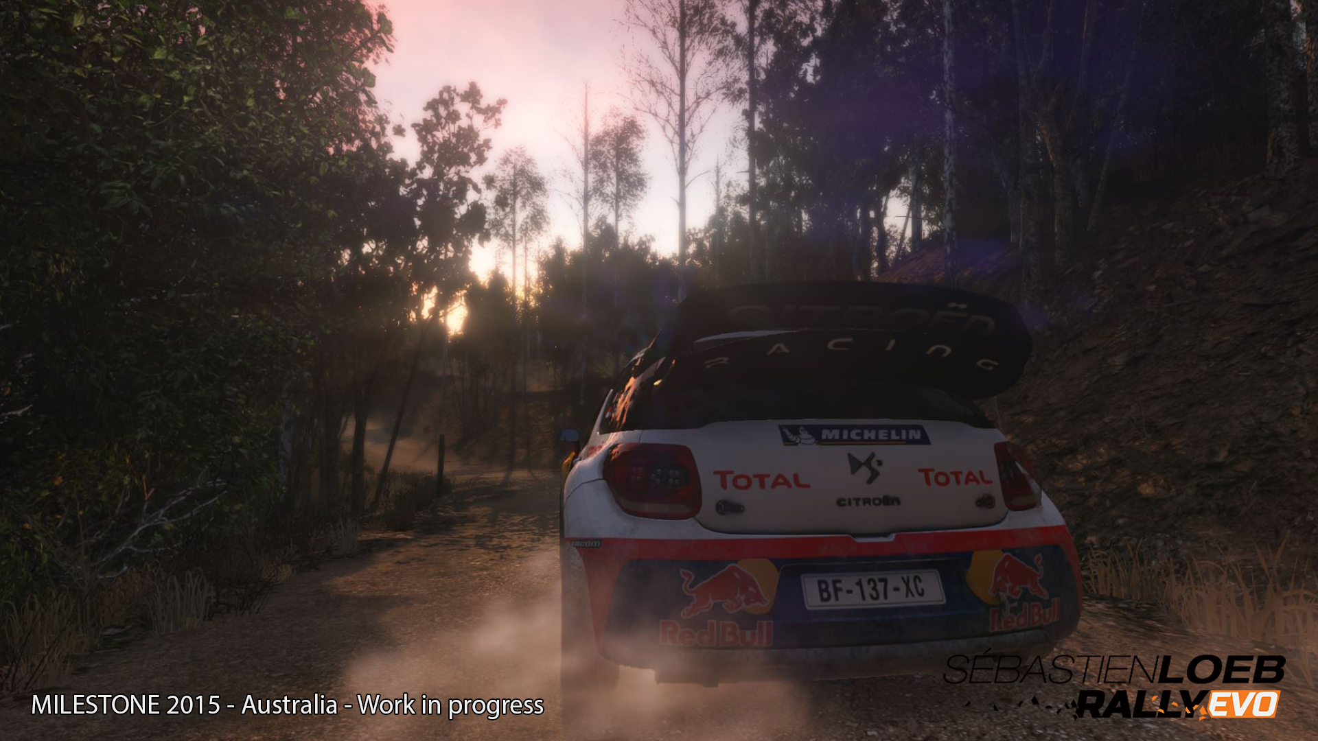 Milestone releases first official Sébastien Loeb Rally Evo gameplay, October release confirmed