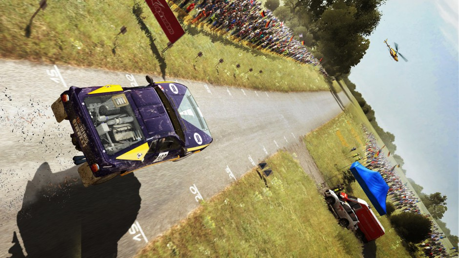 DiRT Rally mods probably won't happen due to legal reasons