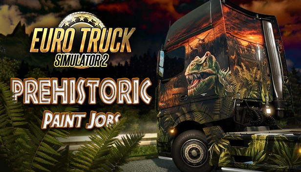 Euro Truck Simulator 2 goes all prehistoric with new awesome