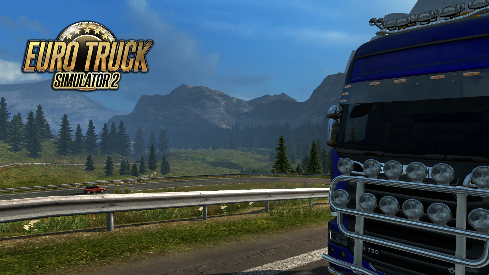 Euro Truck Simulator 2: 1.20 beta shows ridiculous attention to detail