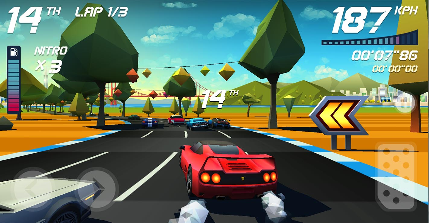 Retro racer Horizon Chase gets a Gamescom teaser trailer