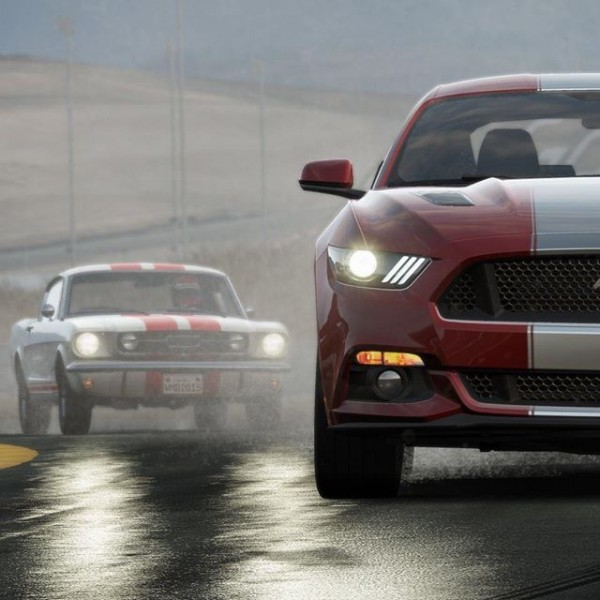 Next Project CARS DLC To Have 'old Vs New' Theme