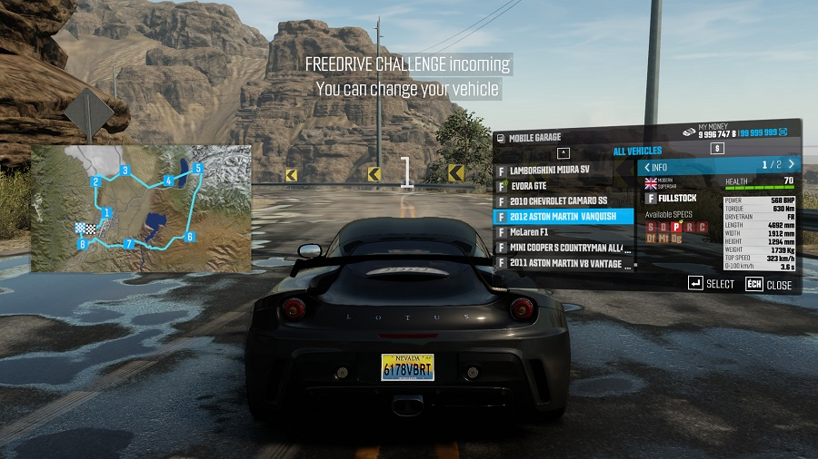Instant FreeDrive Challenges coming to The Crew - Team VVV