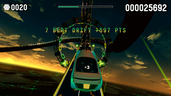 Drive Any Track dev interview at EGX 2015