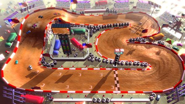 Rock 'N Racing Off Road DX's Xbox One release date announced
