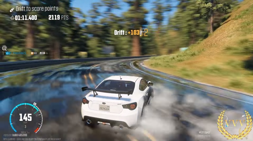 The Crew: Wild Run preview - drifting with a drift spec car