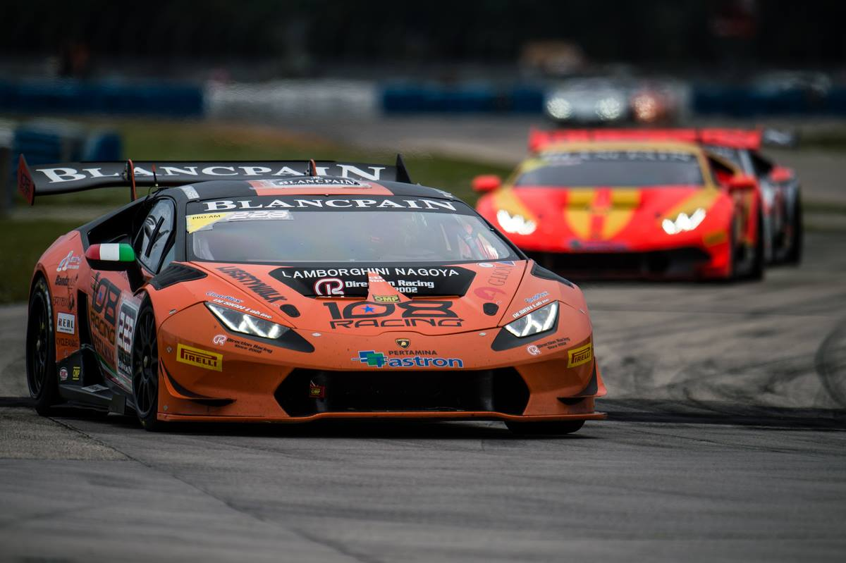 Lamborghini Huracan Super Trofeo Coming To Project Cars 2 Team Vvv