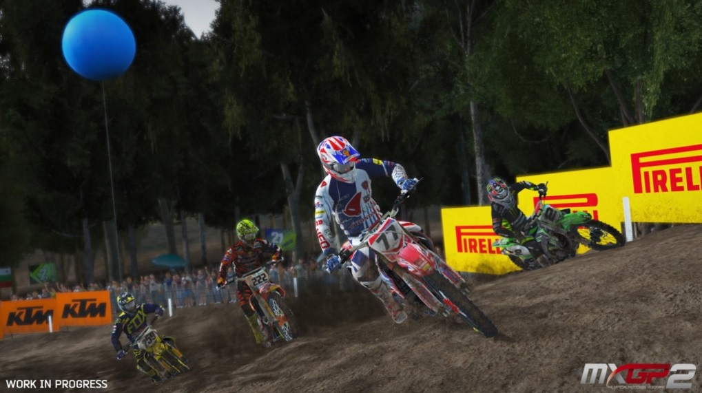 MXGP 2's full track list revealed