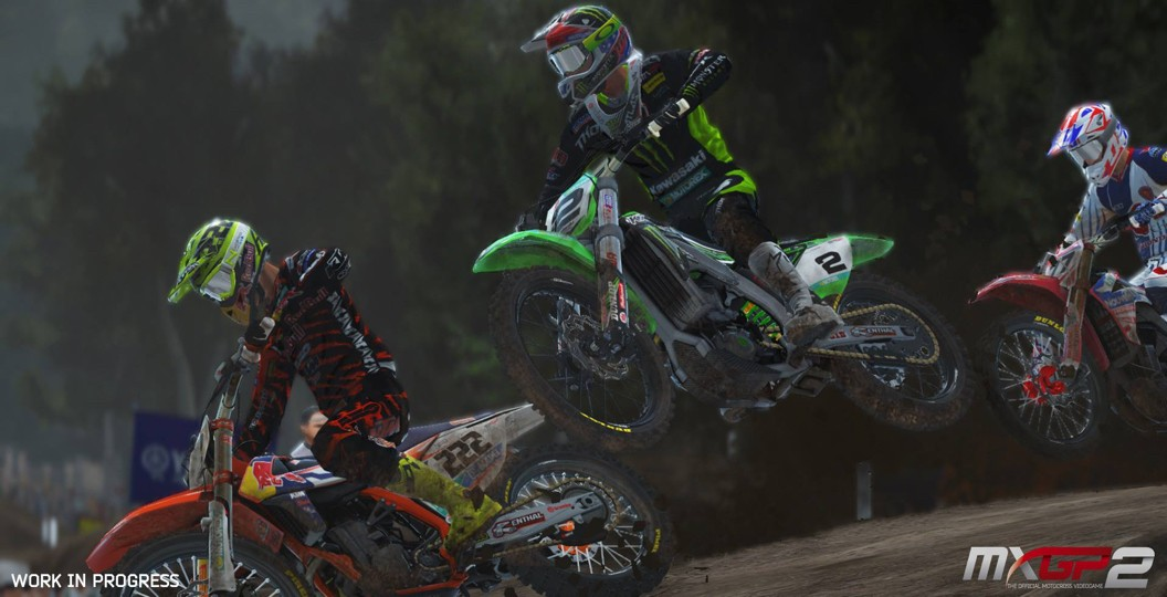 First MXGP 2 screenshots showcase new Patagonia Argentina track
