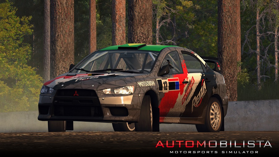 Reiza Studios announce new racing sim Automobilista Motorsports