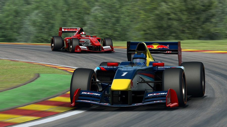 formula raceroom 2 car released for raceroom racing raceroom racing raceroom experience