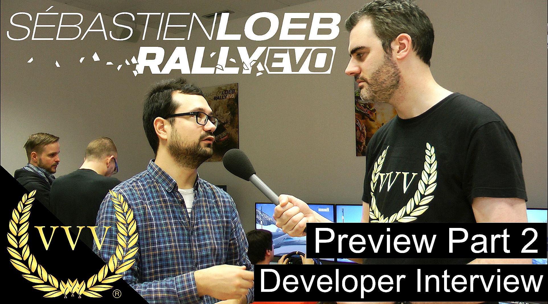 Sebastien Loeb Rally Evo: Preview part 2 Irvin Zonca Interview