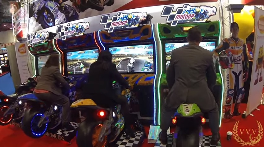 EAG Arcade Show 2016 video report