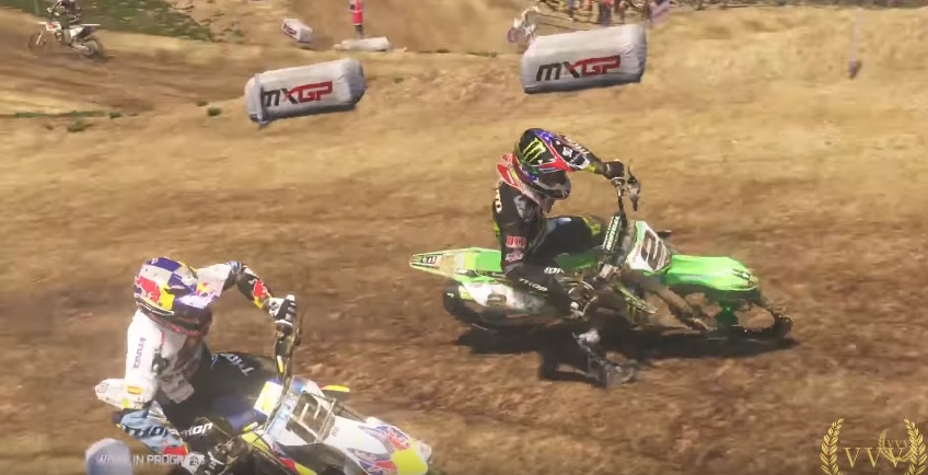 New MXGP 2 trailer released