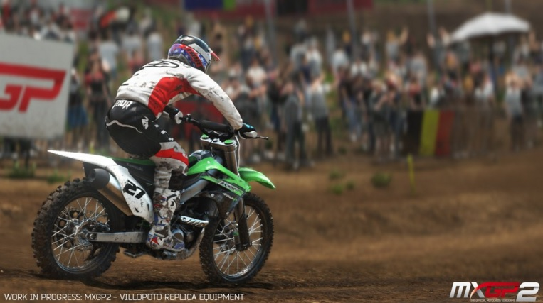 Pre-order bonuses revealed for MXGP 2