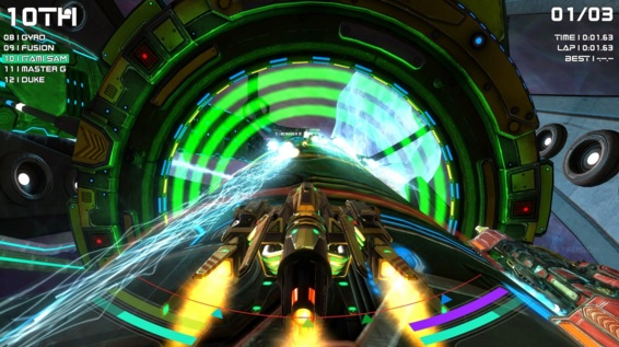 VR racer Radial-G Racing Revolved gears up for release with new trailer