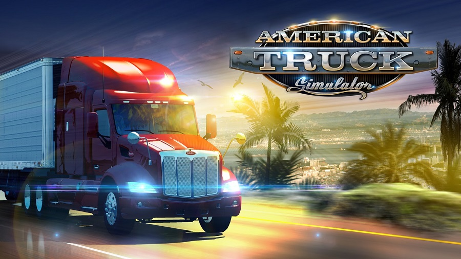 American Truck Simulator PC artwork