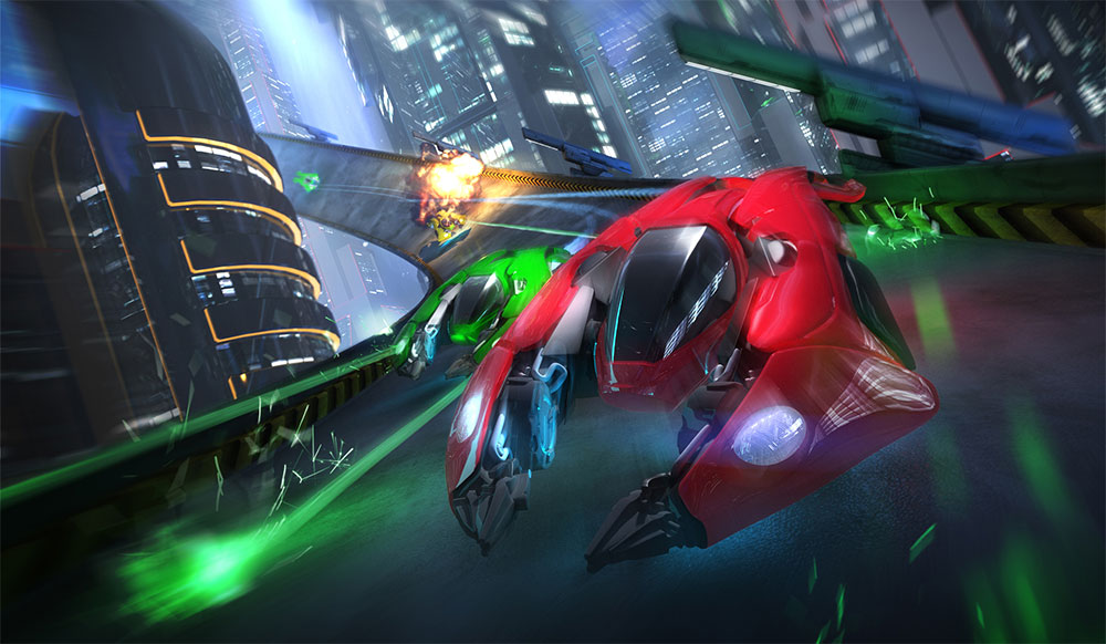 Bank Limit: Advanced Combat Racing screenshot