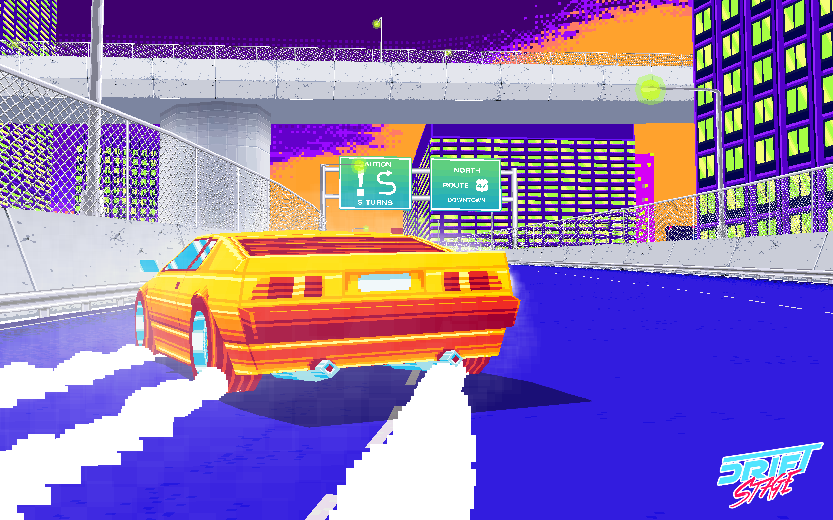 Drift Stage PC screenshot