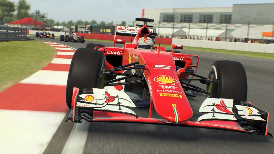 F1 2015 screenshot Codemasters