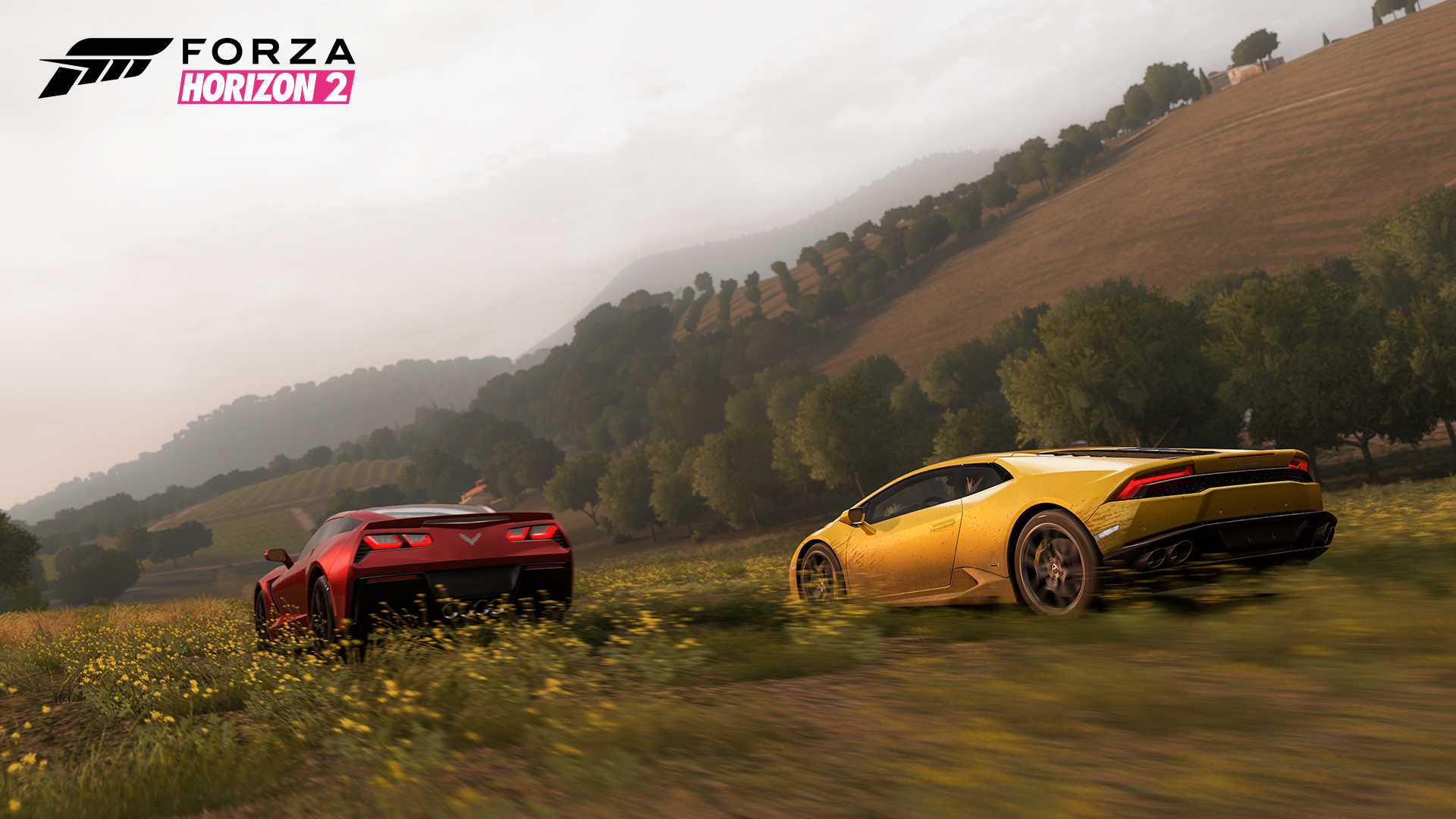 Forza Horizon 2 Xbox One screenshot