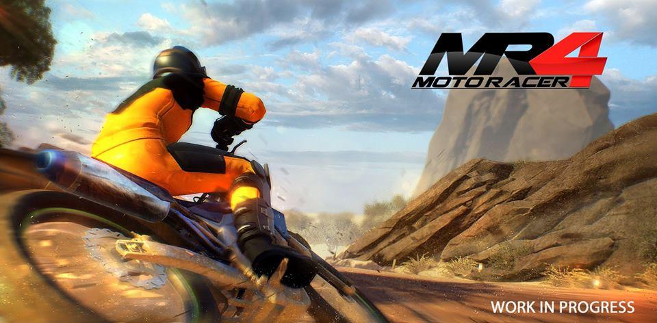 Moto Racer 4 concept art