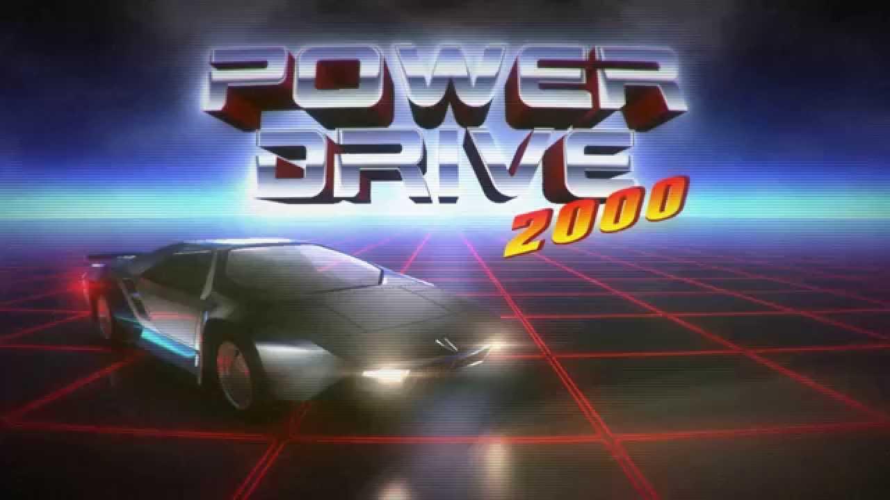 Power Drive 2000 PC PS4 artwork
