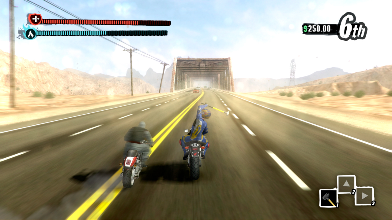 Road Redemption PC screenshot