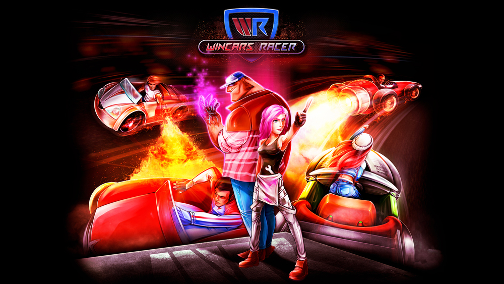 Wincars Racer PC artwork