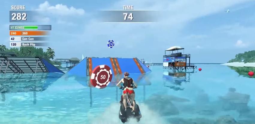Aqua Moto Racing Utopia splashes onto Steam Greenlight