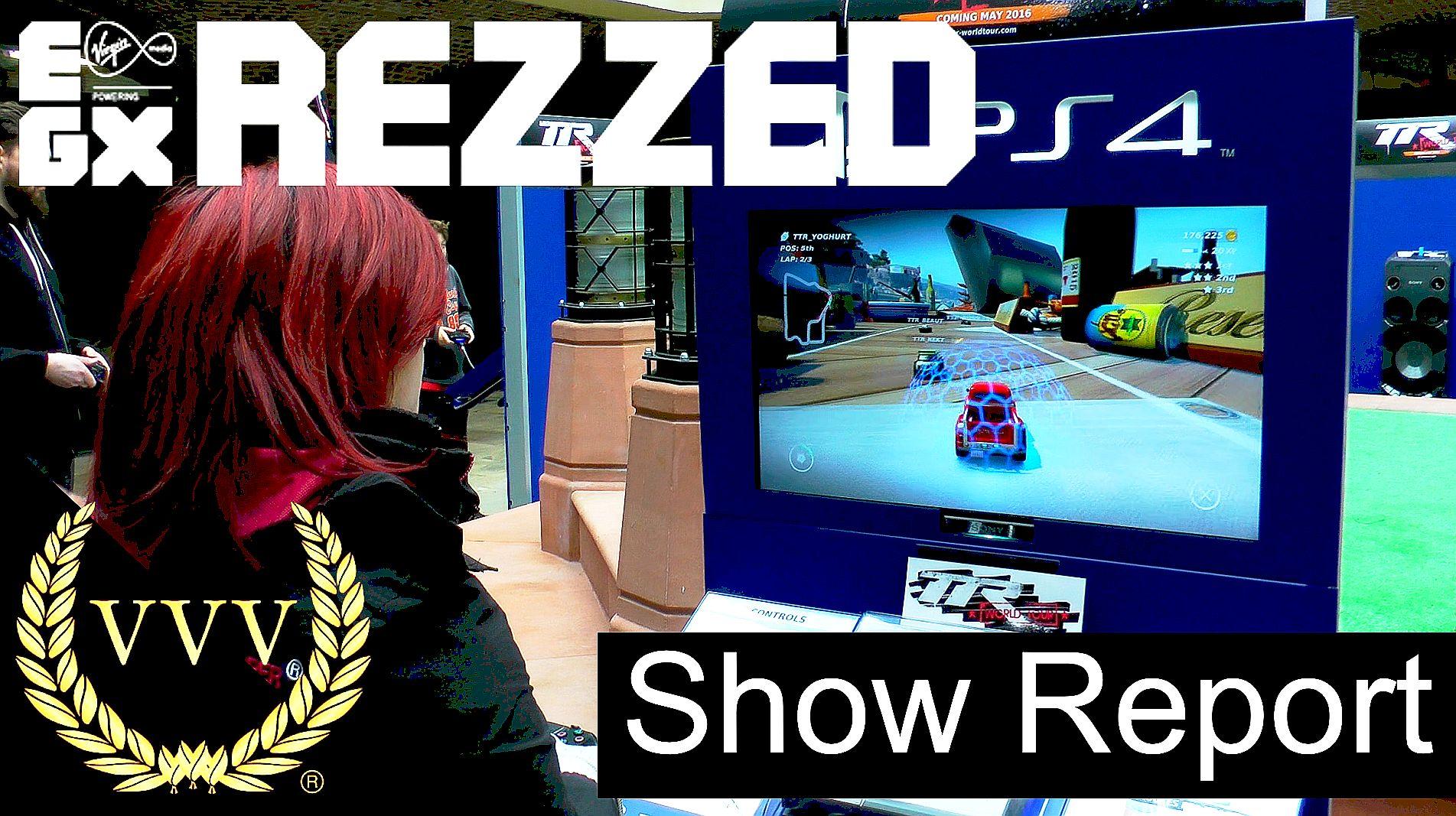 EGX Rezzed 2016 Show Report
