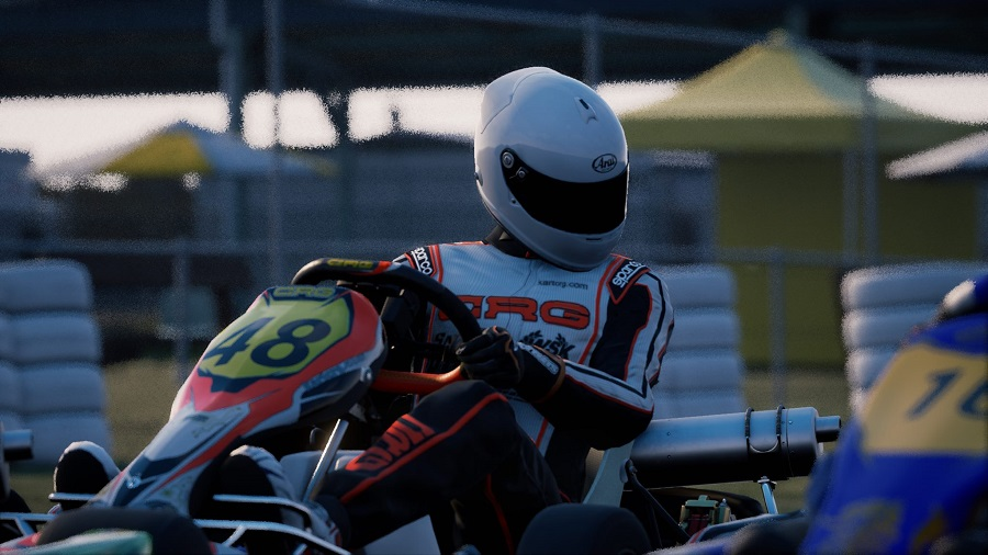 New KartKraft screens show stunning attention to detail