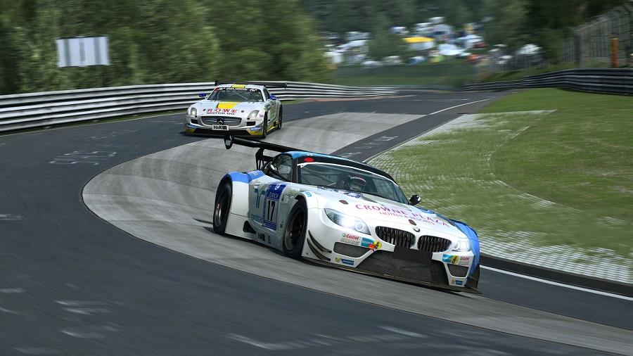 Nurburgring Legends DLC pack released for RaceRoom Racing