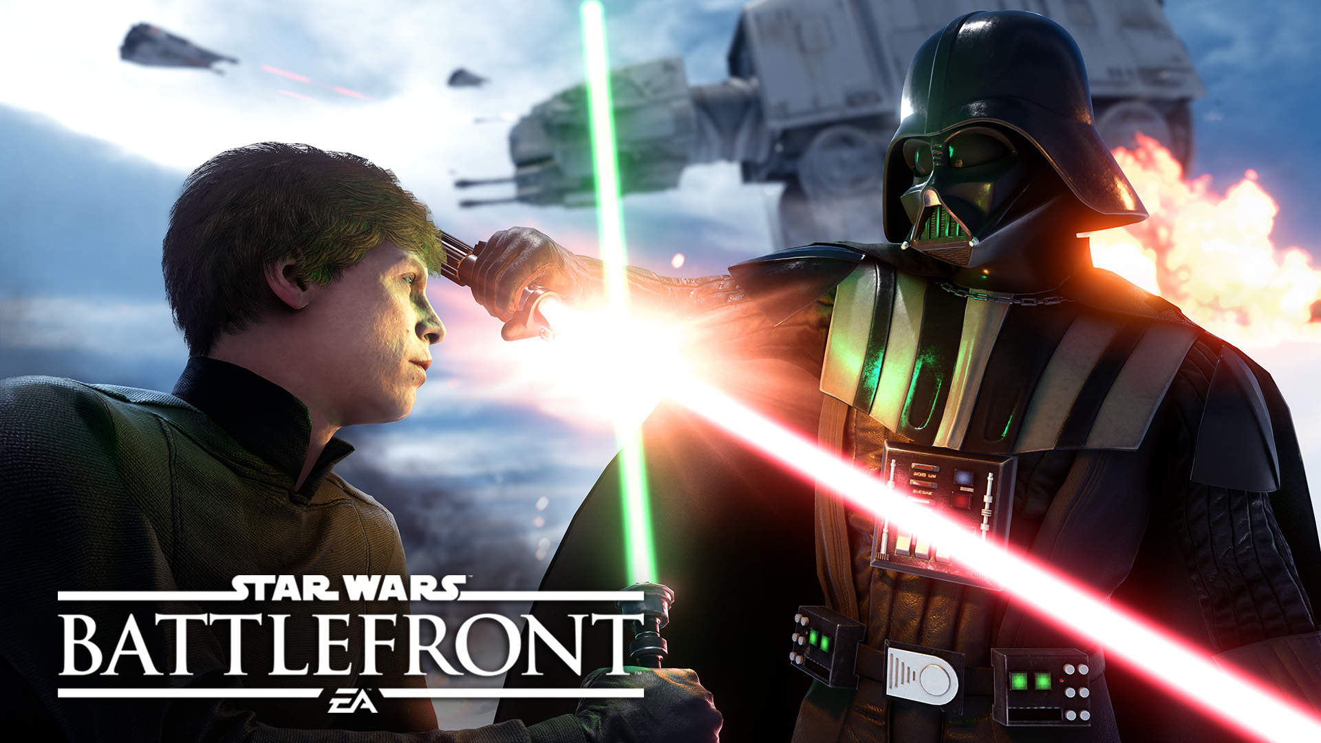Star Wars Battlefront: The FPS Awakens