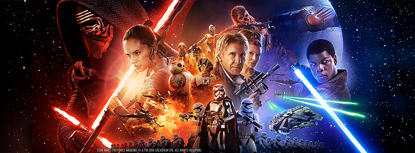 Why 'The Force Awakens' Is the Perfect Star Wars Movie at the Right Time