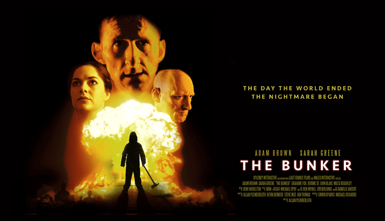 "Broken Sword and The Witcher screenwriter's new horror title ""The Bunker"" looks terrifying"