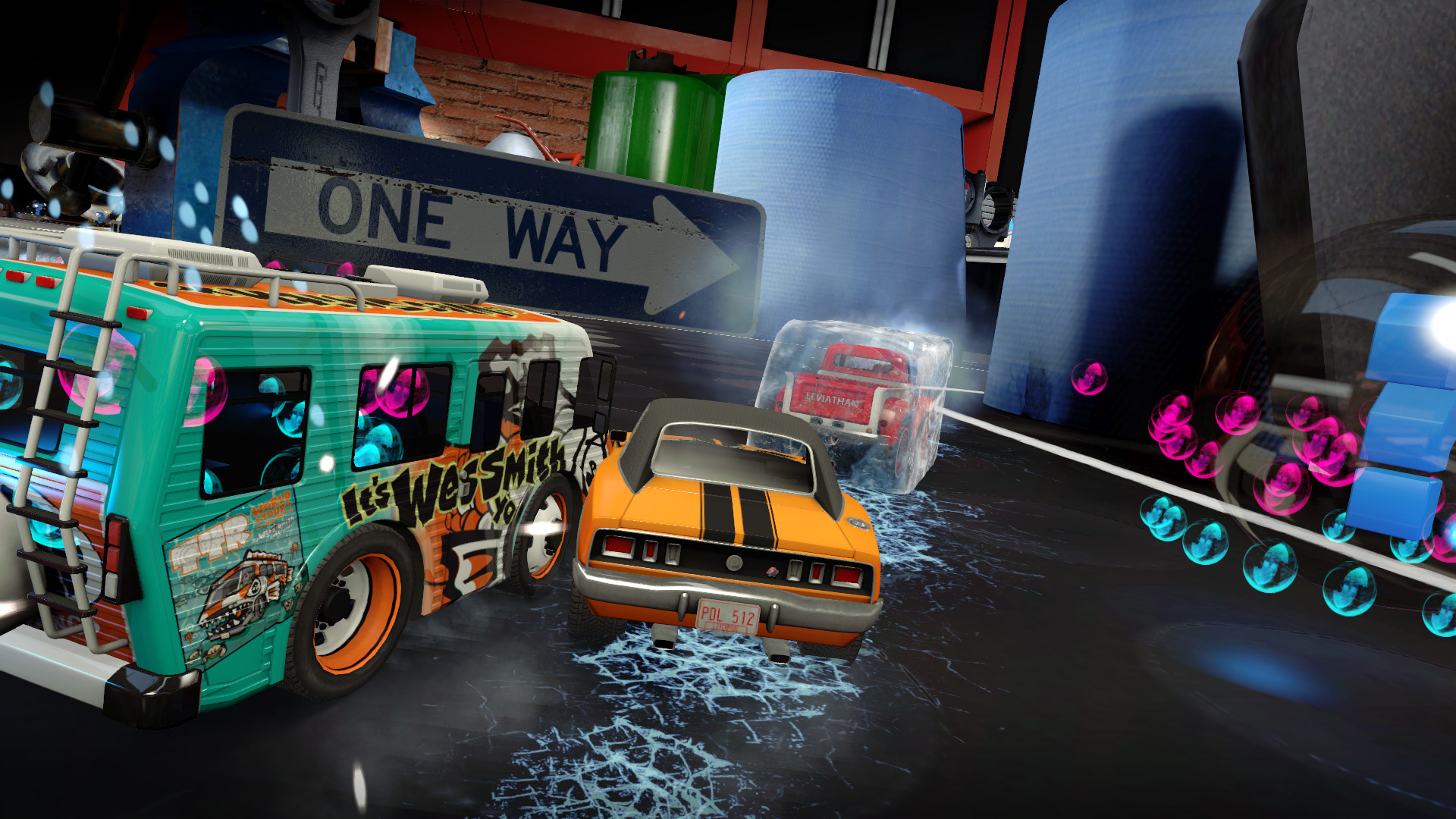 Table Top Racing: World Tour launches next month for free on PS Plus