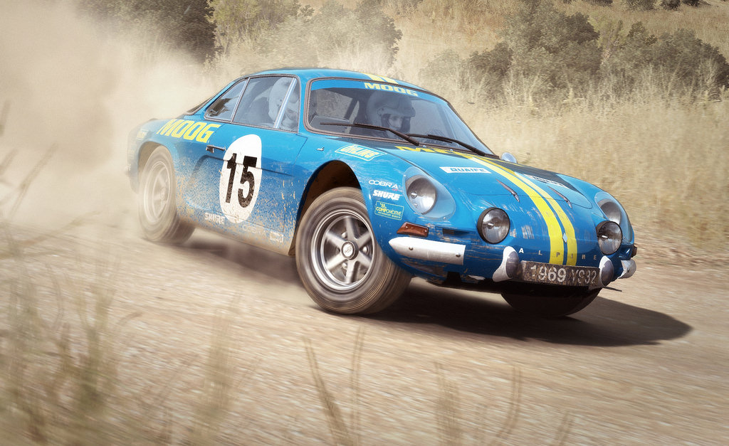 DiRT Rally Alpine