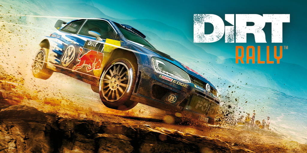DiRT Rally artwork VW Polo