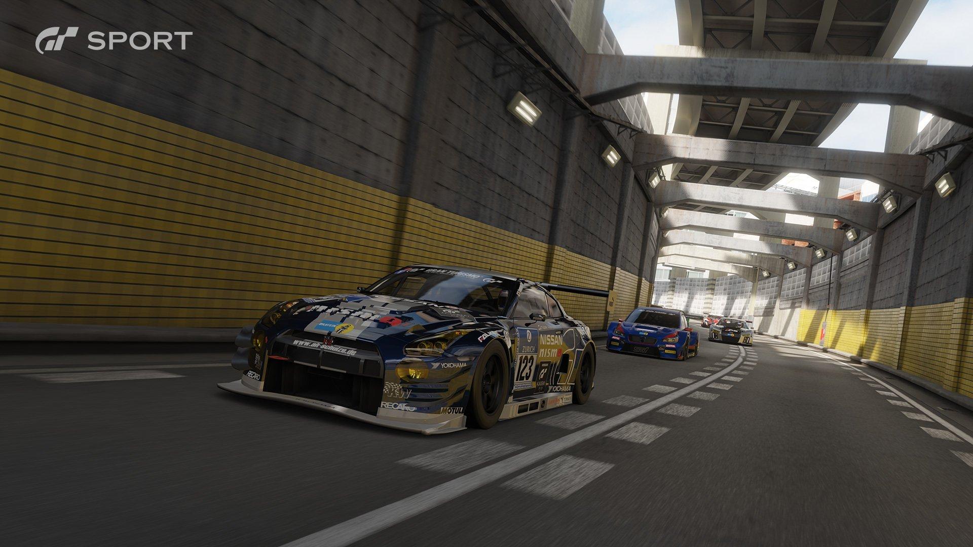 Gran Turismo Sport - Nissan GTR racecar