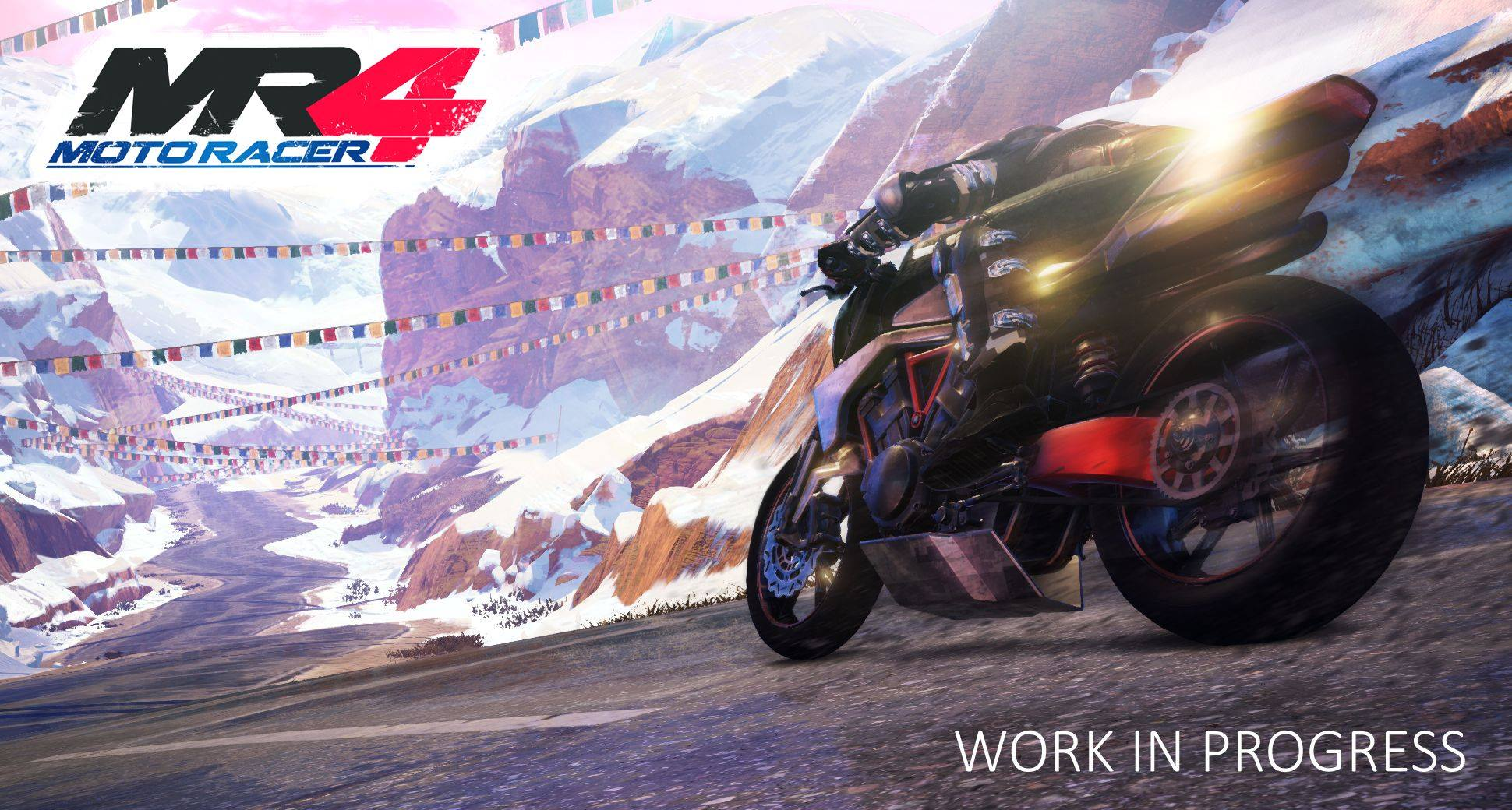 Moto Racer 4 landing on PS4, Xbox One and PC in October