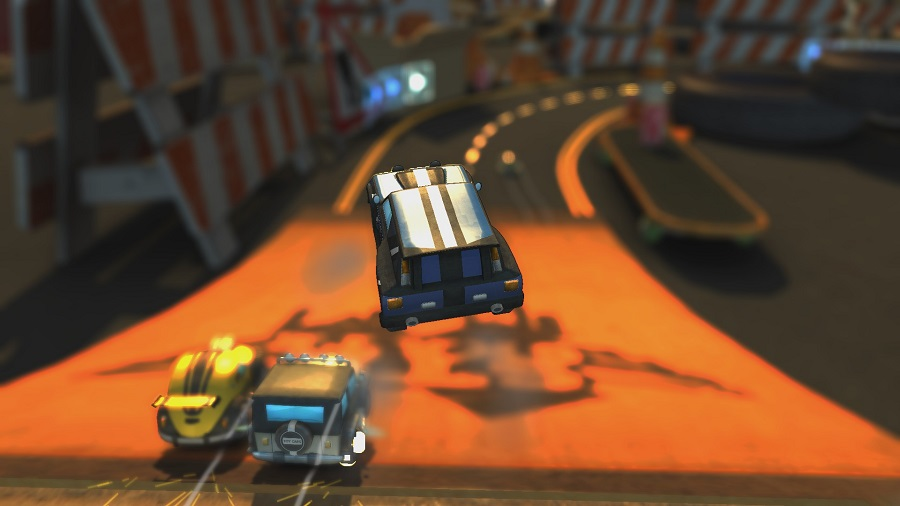 Super Toy Cars PS4 screenshot