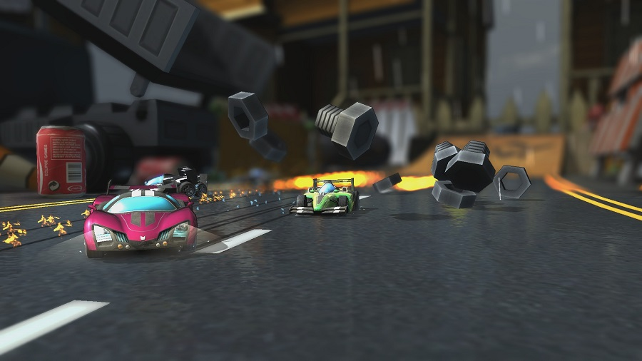 Super Toy Cars PS4 screenshot 2