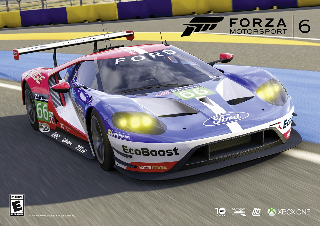 Unlike Prior Free Content For The Title However The Ford Gt Gte Car Wont Be Made Available On The Xbox Store Marketplace Instead In A Similar Manner To